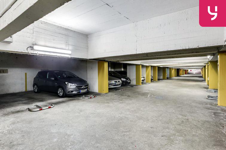 Parking Quai des carrières - Charenton-le-Pont gardien