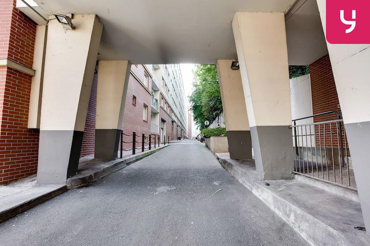 Parking Quai des carrières - Charenton-le-Pont garage