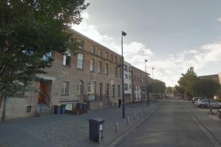 location parking Lycée Henri-Wallon - Canonniers - Valenciennes - (aérien)