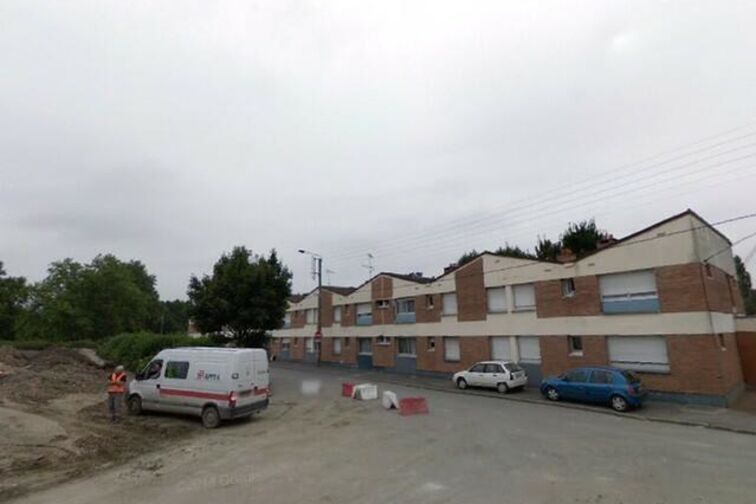 Parking Saintade Dutemple - Galibots - Valenciennes - (box) souterrain