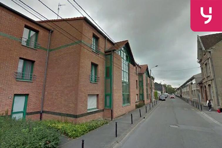 Parking Parc de la citadelle - Clos des Villas - Valenciennes - (box) garage