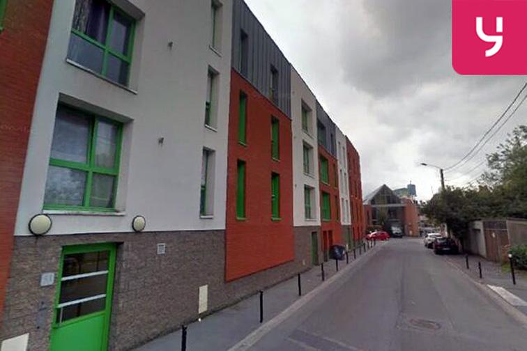 Parking Parc de la citadelle - Clos des Villas - Valenciennes - (box) 59300