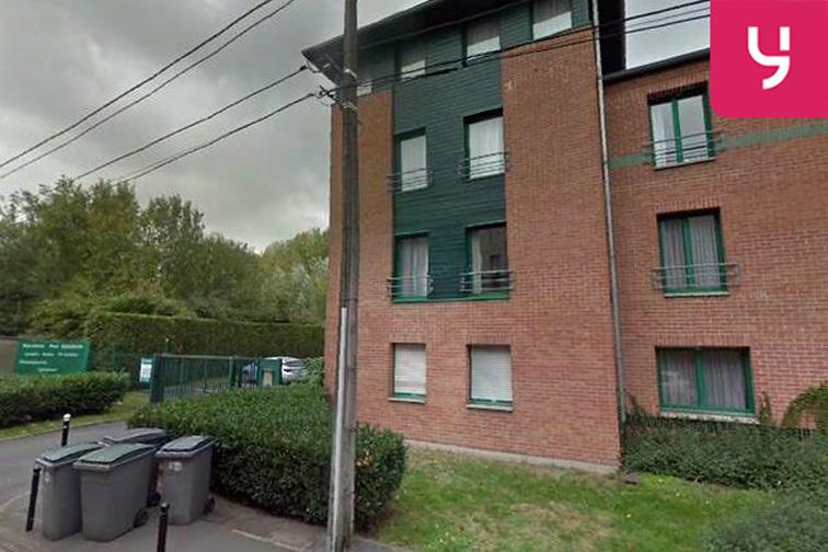 location parking Parc de la citadelle - Clos des Villas - Valenciennes - (box)
