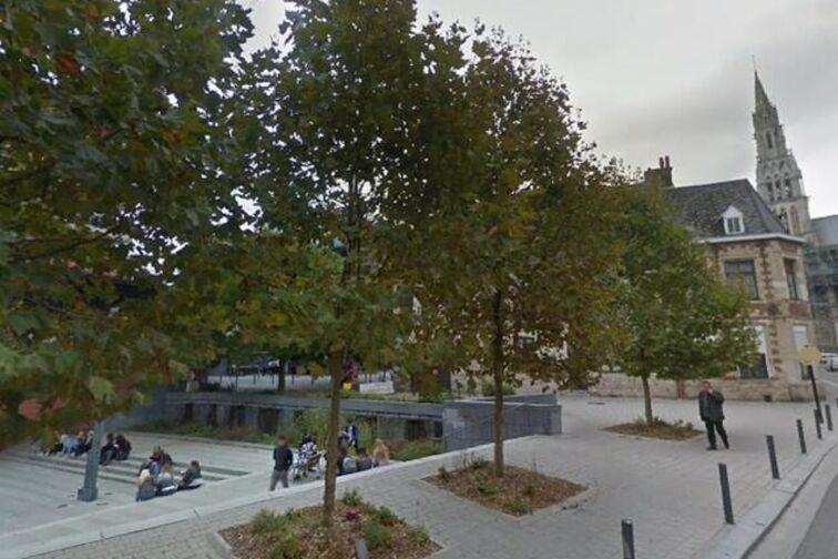 Parking Hôtel de Ville - Henri Lemaire - Valenciennes - (box) sécurisé