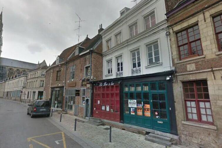 Parking Hôtel de Ville - Henri Lemaire - Valenciennes - (aérien) sécurisé
