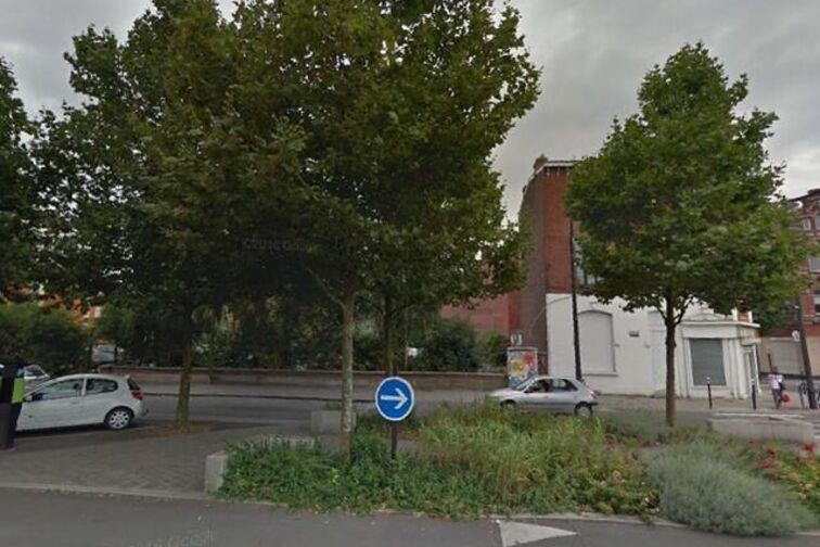 Parking Lycée Henri-Wallon - Henri Harpignies - Valenciennes - (box) garage
