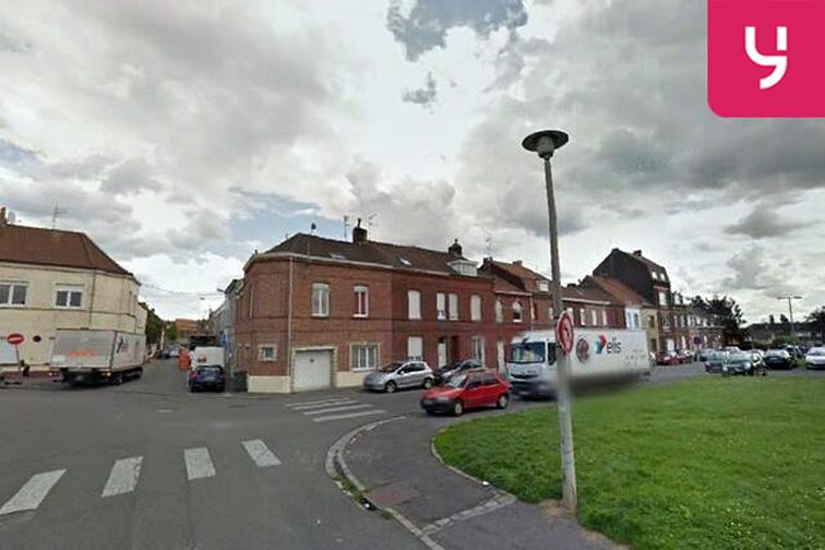 Parking Ecole Elémentaire Condorcet - Béthune - Wattrelos - (box aérien) en location