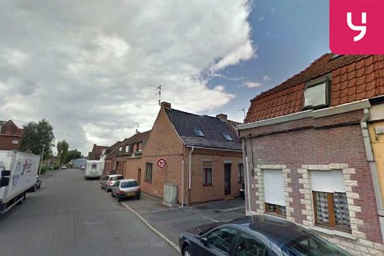 Location parking Ecole Elémentaire Condorcet - Béthune - Wattrelos - (box aérien)