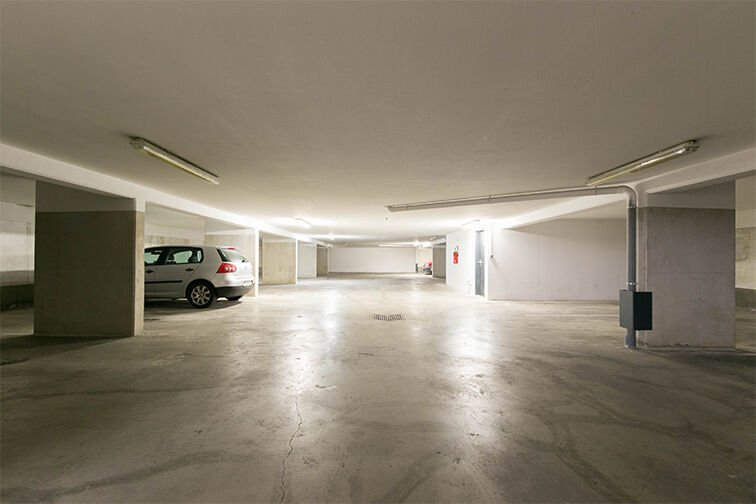 Location parking Bibliothèque Municipale - Rue Louise Bourgeois - Fresnes