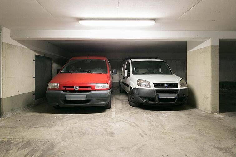 Parking Bibliothèque Municipale - Rue Louise Bourgeois - Fresnes 24/24 7/7