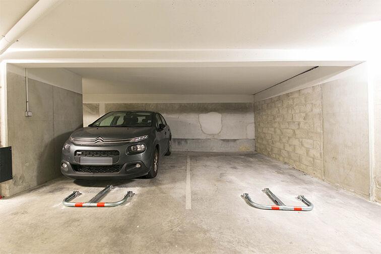 Parking Bibliothèque Municipale - Rue Louise Bourgeois - Fresnes Fresnes