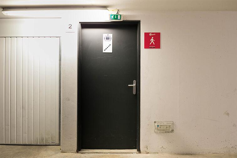 Parking Bibliothèque Municipale - Rue Louise Bourgeois - Fresnes box