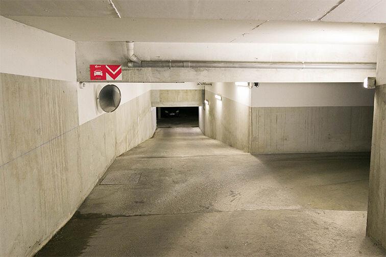 Parking Bibliothèque Municipale - Rue Louise Bourgeois - Fresnes souterrain