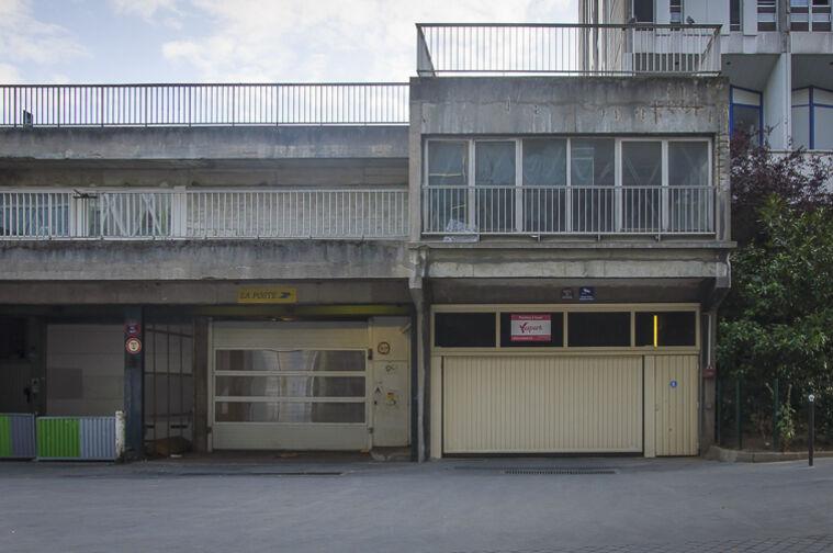 Parking Beaugrenelle - Rue de l'Ingénieur Robert Keller - Paris 15 garage