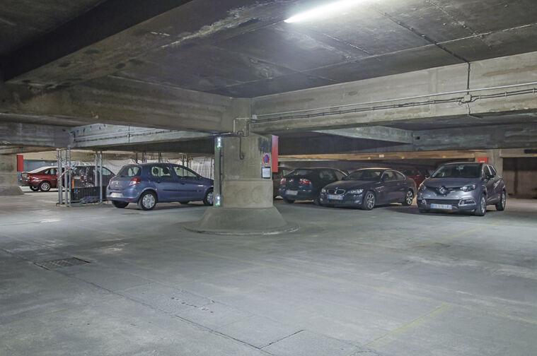 Parking Beaugrenelle - Rue de l'Ingénieur Robert Keller - Paris 15 en location