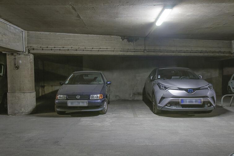 Parking Beaugrenelle - Rue de l'Ingénieur Robert Keller - Paris 15 à louer