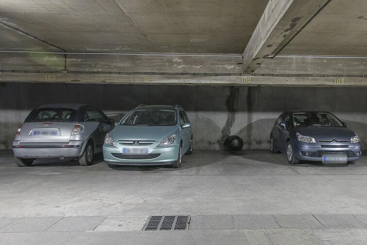 Parking Beaugrenelle - Rue de l'Ingénieur Robert Keller - Paris 15 sécurisé
