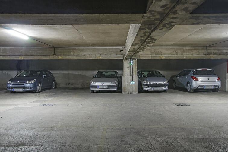 Parking Beaugrenelle - Rue de l'Ingénieur Robert Keller - Paris 15 Paris