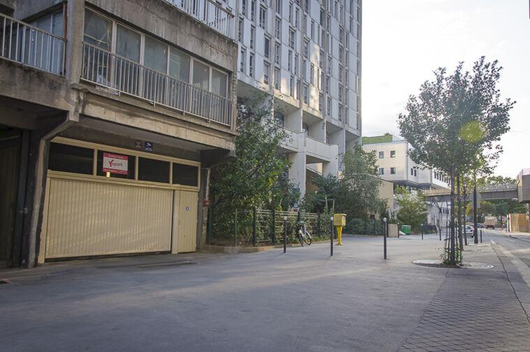 Parking Beaugrenelle - Rue de l'Ingénieur Robert Keller - Paris 15 box