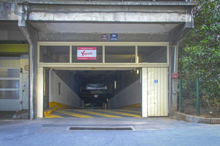 Parking Beaugrenelle - Rue de l'Ingénieur Robert Keller - Paris 15 location