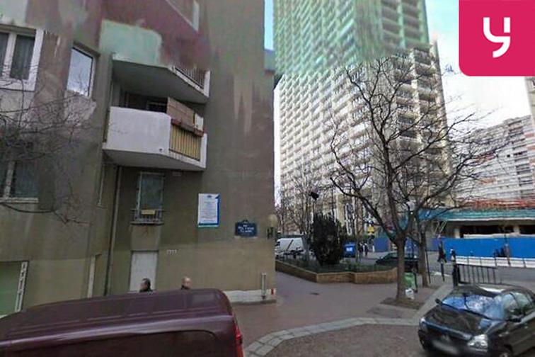 Parking Maison Blanche - Place Albert Londres - Paris 13 pas cher