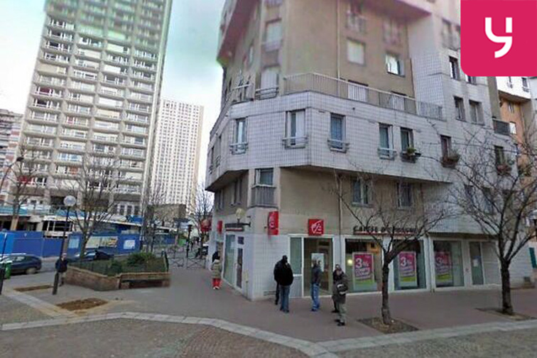 Parking Maison Blanche - Place Albert Londres - Paris 13 souterrain