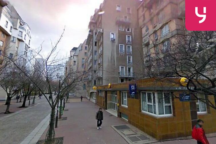 Parking Maison Blanche - Place Albert Londres - Paris 13 garage