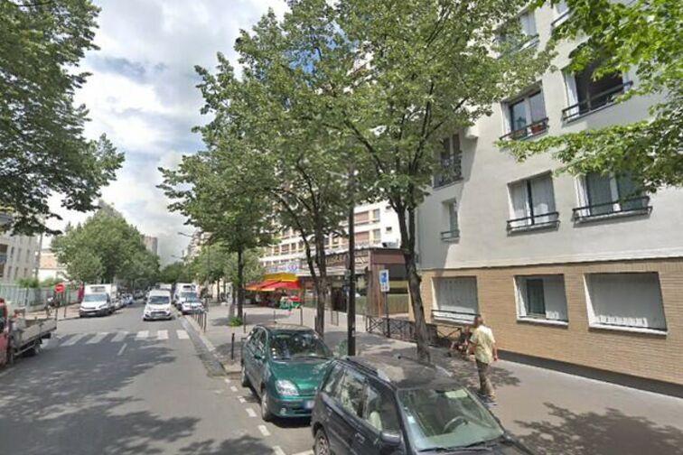 Parking Porte de Choisy - Rue Charles Bertheau - Paris 13 souterrain