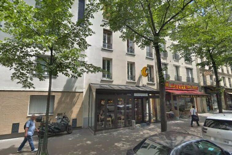 Parking Porte de Choisy - Rue Charles Bertheau - Paris 13 24/24 7/7