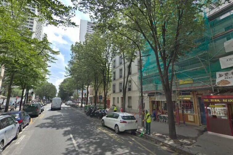 Parking Porte de Choisy - Rue Charles Bertheau - Paris 13 location