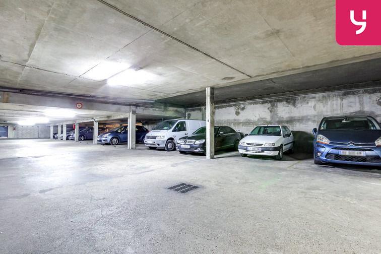 location parking Musée SNCF - Paris 13