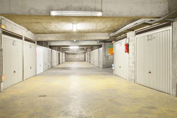 Parking Philippe Auguste - Rue de la Roquette - Paris 11 caméra