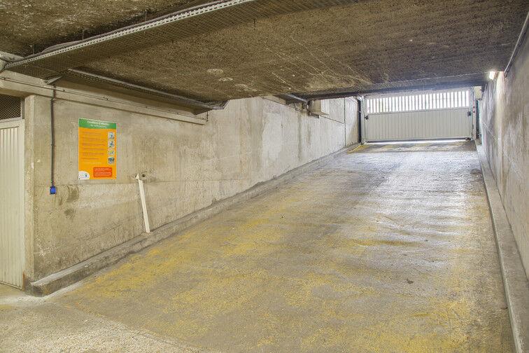 Parking Philippe Auguste - Rue de la Roquette - Paris 11 garage