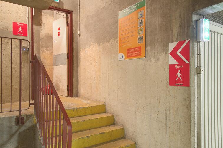 Parking Philippe Auguste - Rue de la Roquette - Paris 11 24/24 7/7