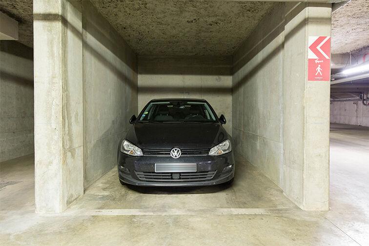 Parking Médiathèque Boris Vian - Avenue Georges Brassens - Chevilly-Larue gardien