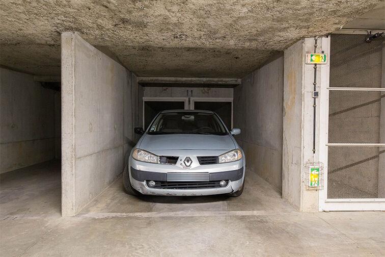 Parking Médiathèque Boris Vian - Avenue Georges Brassens - Chevilly-Larue caméra