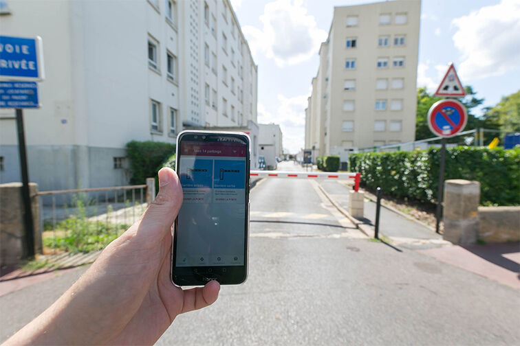 location parking Boulevard de Créteil - Saint-Maur-des-Fossés (aérien)