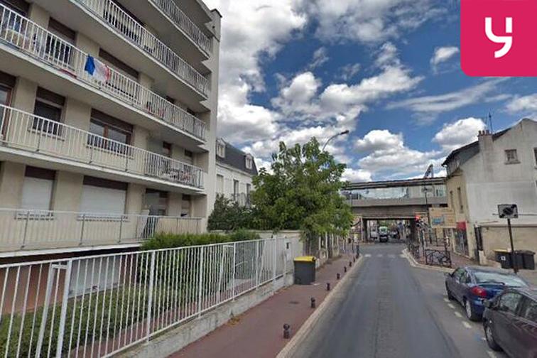 Parking RER Saint-Maur - Créteil - Avenue de l'Alma - Saint-Maur-des-Fossés souterrain