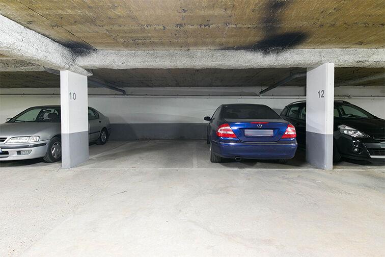 Parking Rue Henri de Toulouse Lautrec - Guyancourt caméra