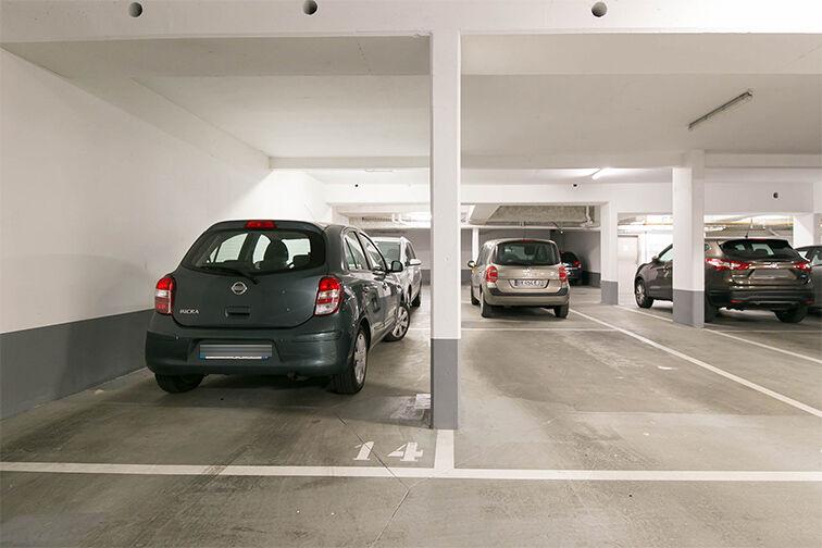 Parking École Francis Julliand - Impasse Darrieus - Houilles Houilles
