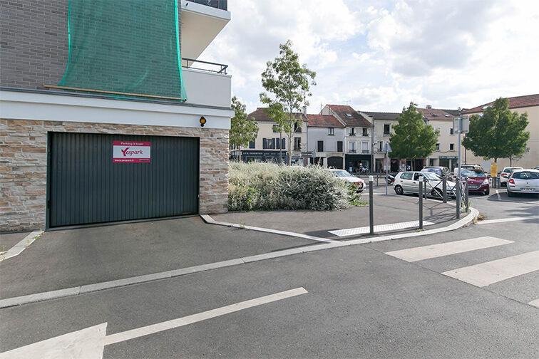 Parking École Francis Julliand - Impasse Darrieus - Houilles garage