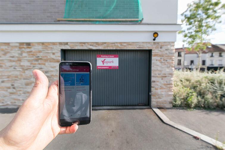 location parking École Francis Julliand - Impasse Darrieus - Houilles