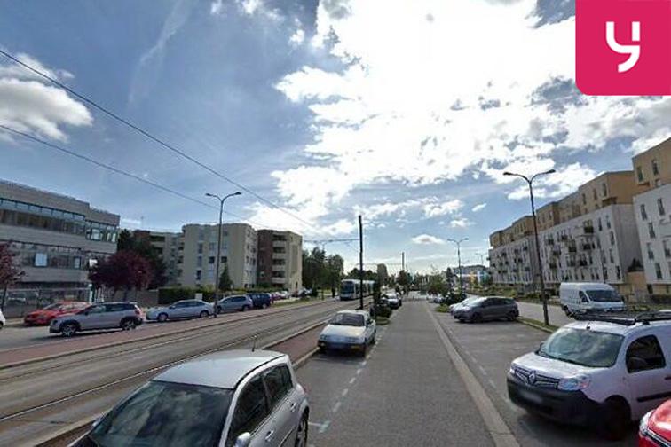 Parking L'Onde (Maison des Arts) - Avenue Louis Bréguet - Vélizy-Villacoublay Vélizy-Villacoublay