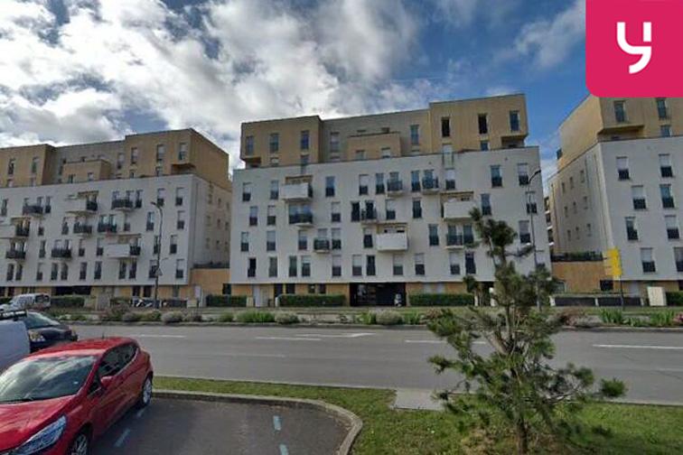 Parking L'Onde (Maison des Arts) - Avenue Louis Bréguet - Vélizy-Villacoublay box