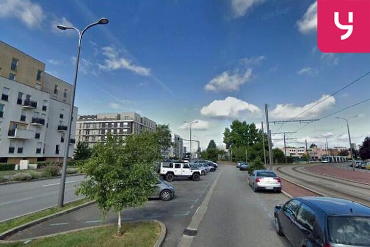 location parking L'Onde (Maison des Arts) - Avenue Louis Bréguet - Vélizy-Villacoublay