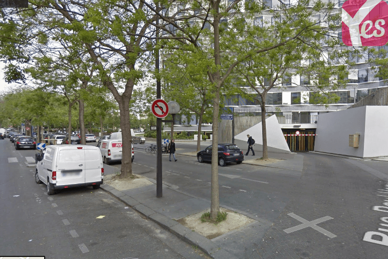 location parking Sèvres - Lecourbe
