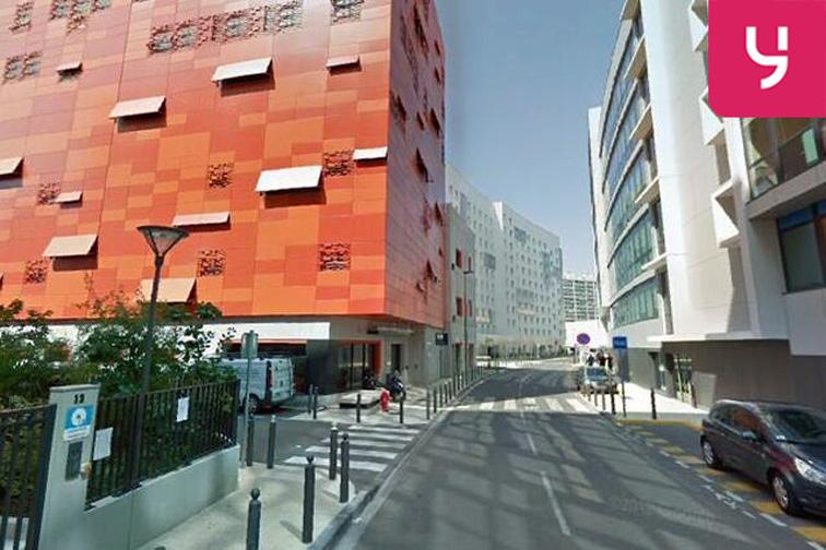 location parking Orange Vélodrome - Allée Marcel Leclerc - Marseille