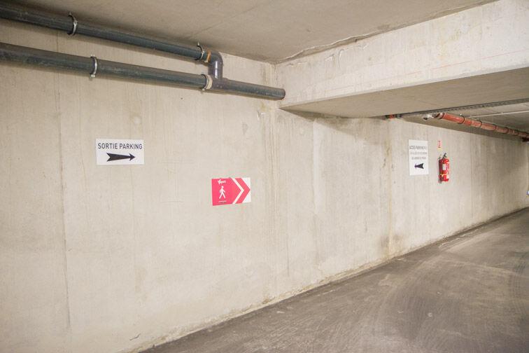 Parking Orange Vélodrome - Allée Marcel Leclerc - Marseille caméra