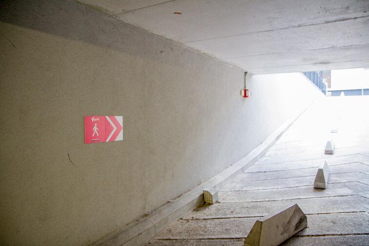 Parking Orange Vélodrome - Allée Marcel Leclerc - Marseille 24/24 7/7
