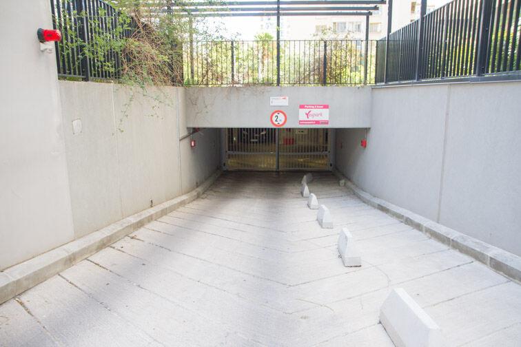 Parking Orange Vélodrome - Allée Marcel Leclerc - Marseille sécurisé
